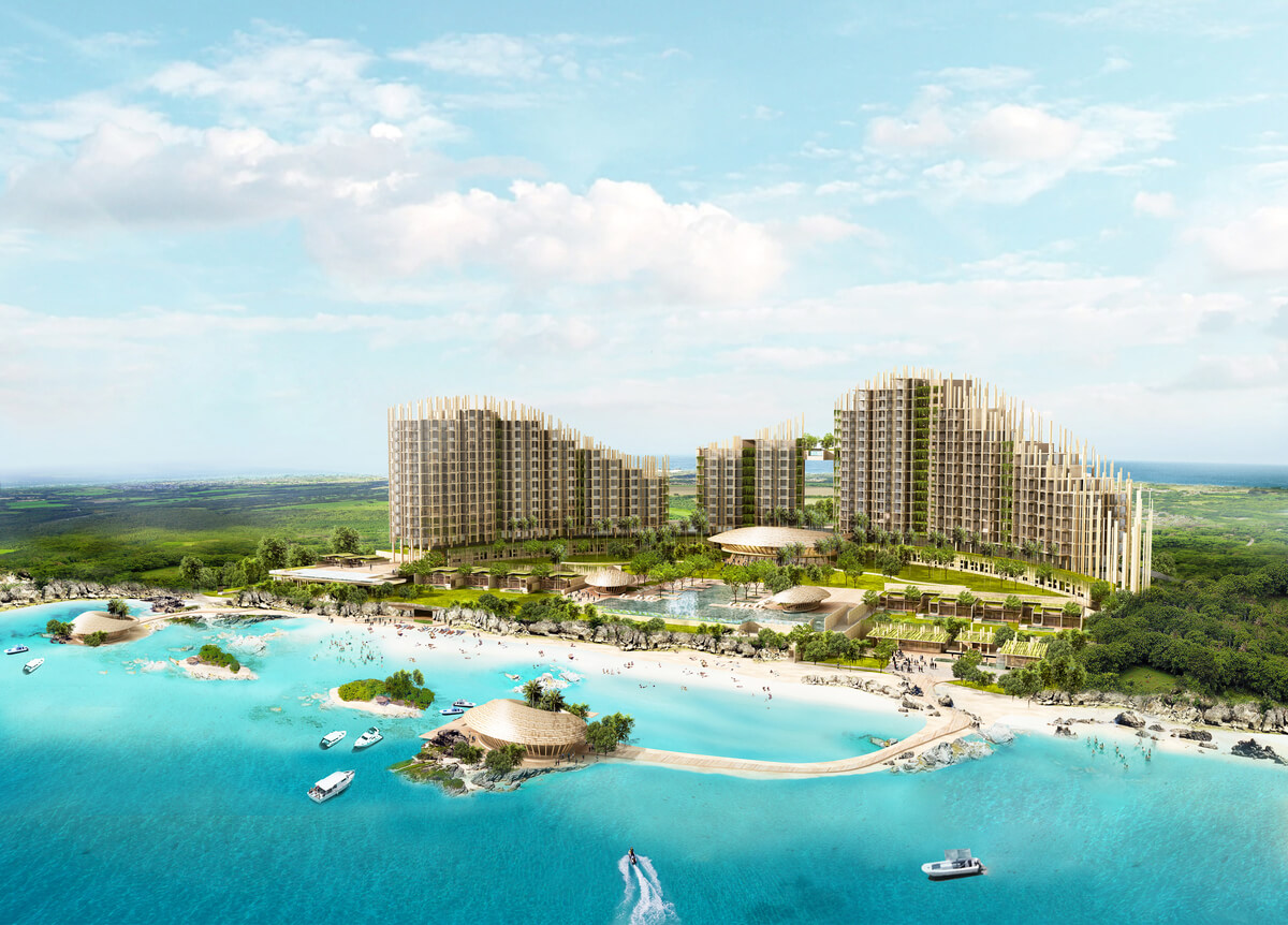 Aruga Mactan | Rockwell building P4-B beach resort in Mactan